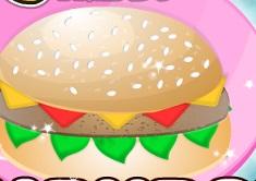 Cooking Trends Hamburger Cake