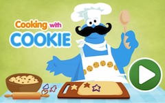 Cooking with Cookie