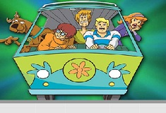 Cool Scooby Doo Puzzle
