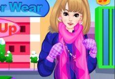 Cool Winter Wear Dress Up