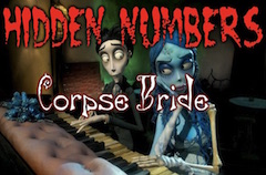Corpse Bride Hidden Numbers