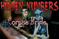 Corpse Bride Hidden Numbers