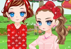 Country Road Dress Up