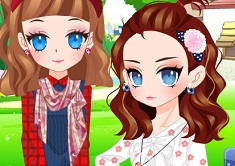 Country Road Dress Up 2