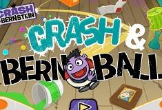 Jogo Crash and Bernball Online Gratis