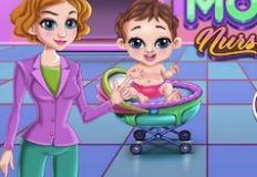 Crazy Mommy Nursery Time