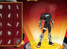 Create the Ultimate Spiderhero