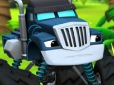 Crusher Monster Machines
