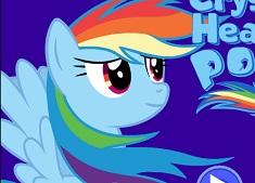 Crystal Hearts Pony