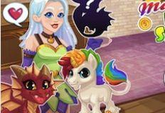 Crystal Magical Pet Shop