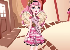 Cupid Dress Up