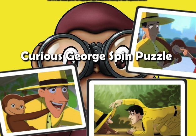 Curious George Puzzle