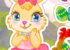 Cute Bunny Dress Up