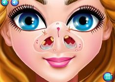Cute Camryn Nose Treatment