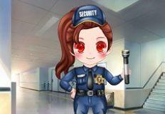 Cute Little Policeman Dress Up