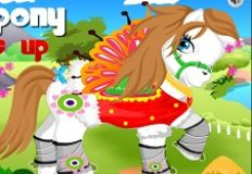 Cute Pony Dress Up