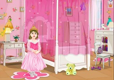 Cute Princess Room Decor