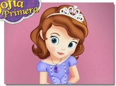 Cute Princess Sofia Puzzle