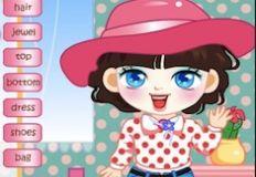 Cute Room Girl Dress Up