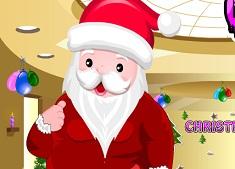 Cute Santa Dress Up
