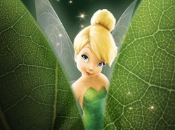 Cute Tinkerbell Puzzle