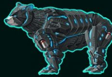 Cyber Bear Assembly