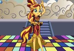Dance Magic Sunset Shimmer