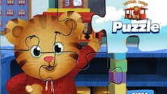 Daniel Tiger Puzzle