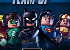 DC Comics Super Heroes Team Up