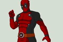 Deadpool Dress Up