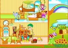 Decorate the Fairies House