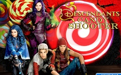 Descendants Candy Shooter
