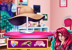 Design Ariel Hat
