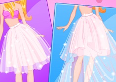 Design My Tulle Dress