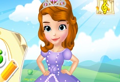 Design Princess Sofia Wedding Dress
