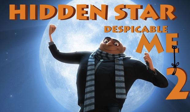 Despicable Me 2 Hidden Stars