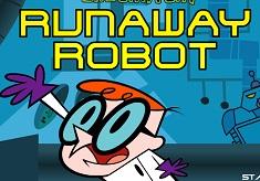 Dexter Laboratory Runaway Robot