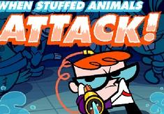 Dexter Laboratory When Stuffed Animals Attack