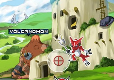 Digimon Shoutmon Smash