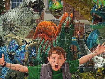 Dino Dan Puzzle