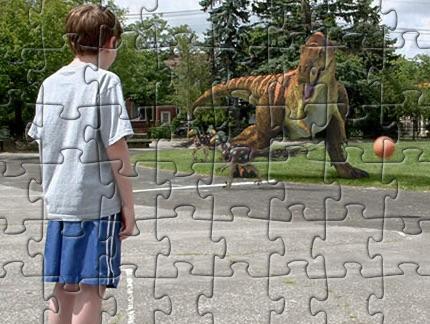 Dino Dan Puzzle 2