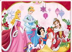 Disney Beauties Hexa Puzzle
