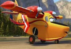 Disney Planes Hidde nTires