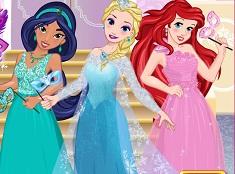 Disney Princess Masquerade