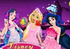 Disney Princess Mermaid Parade