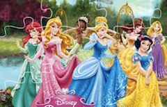 Disney Princess Puzzles