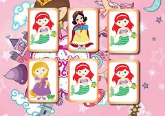 Disney Princesses Baby Memory