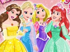 Disney Princesses Beauty Contest