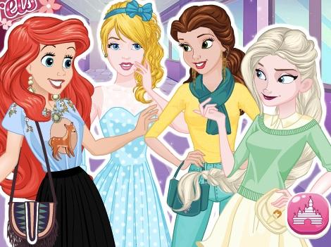 Disney Princesses BFFS Secrets