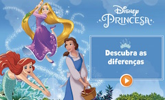 Disney Princesses Differences